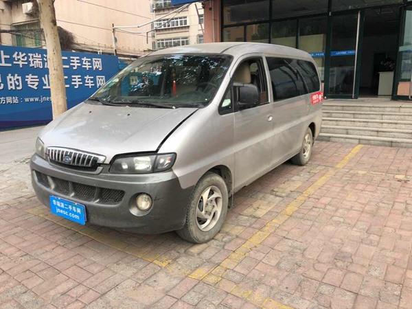 江淮 瑞风M2 2010款 和悦RS 1.8L 手动 七座 豪华型