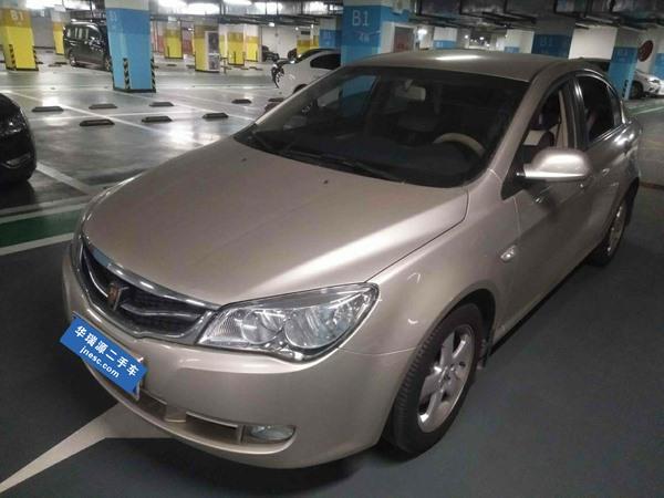 荣威-荣威350-2011款 荣威350S 1.5L 自动 讯悦