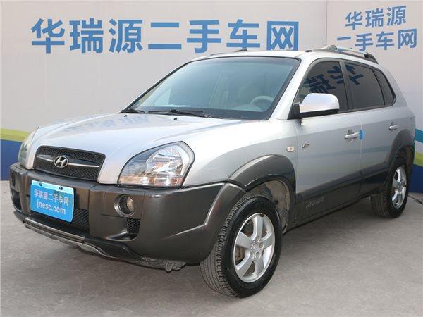现代-途胜-2005款 2.0 GLS 四驱 MT 豪华型