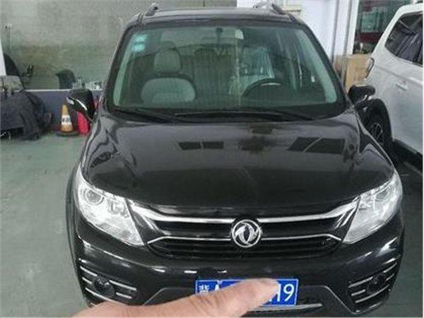 东风风行 景逸X3 2016款 1.5L 豪华型