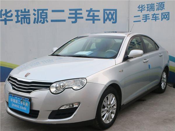 荣威-荣威550-2009款 550S 1.8 自动启臻版