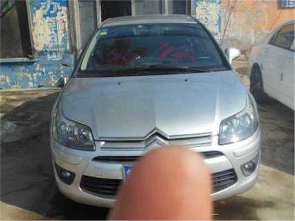 雪铁龙 世嘉三厢 2011款 1.6L手动挡 冠军版