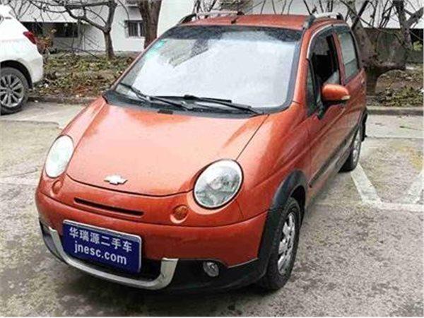宝骏 乐驰 2012款 1.2L 手动 活力型