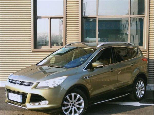 福特 翼虎 2013款 1.6L GTDi 两驱舒适型