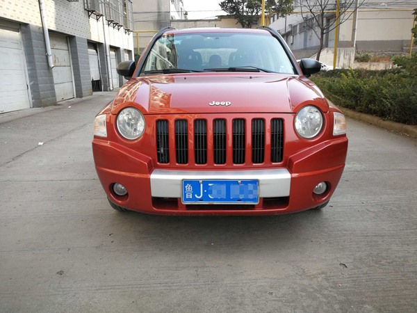 Jeep-指南者(进口)-2009款 2.4L 自动 限量版