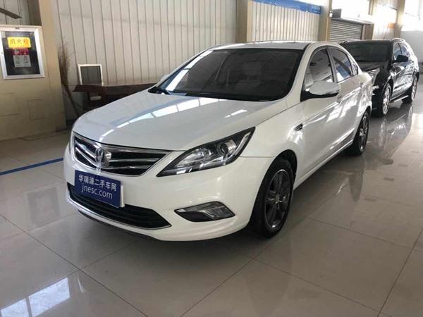 长安-逸动-2015款 1.6L 自动豪华型