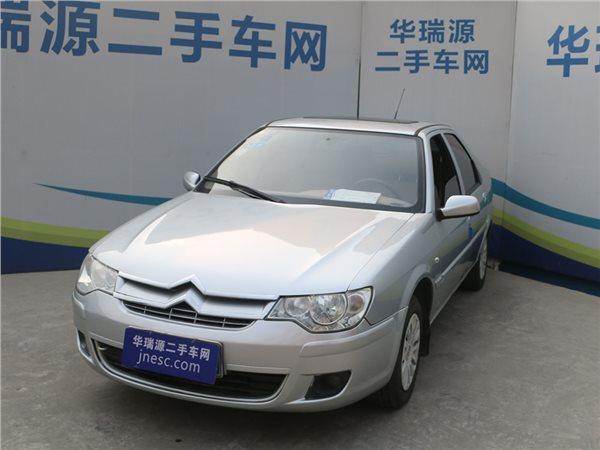雪铁龙-爱丽舍-2008款 1.6L 手动舒适型