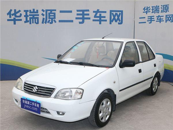 铃木 羚羊 2012款 1.3L 手动 标准型 国III
