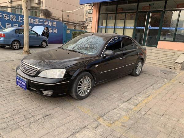 福特 蒙迪欧 2006款 2.5 V6精英型