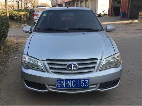 一汽 夏利 2012款 N3 1.0L 三厢舒适型