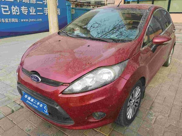 福特-嘉年华三厢-2011款 1.5L 手动时尚型