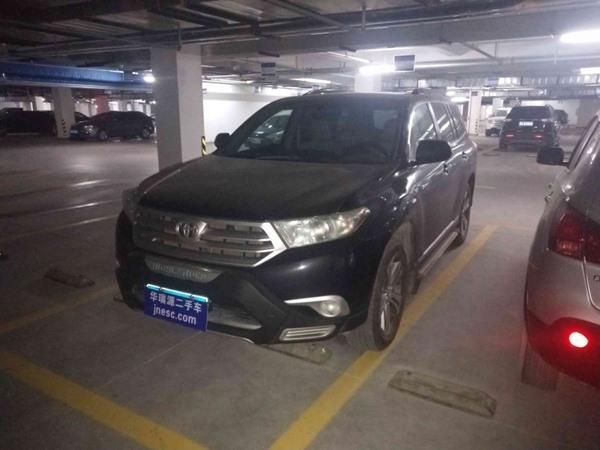 丰田 汉兰达 2012款 2.7L 两驱豪华版