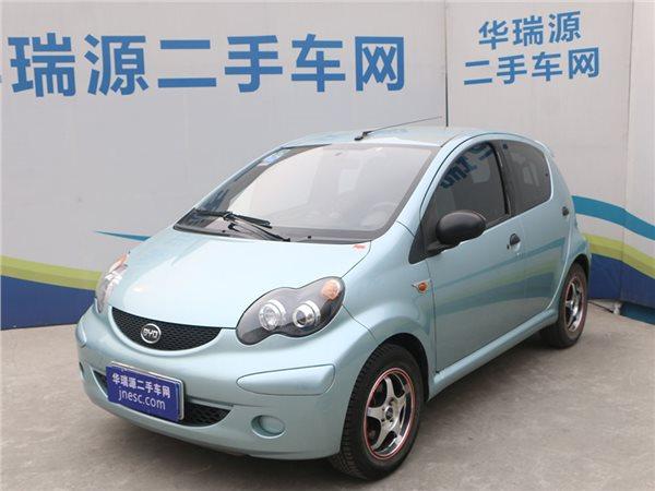 比亚迪-比亚迪F0-2012款 1.0L 悦酷型