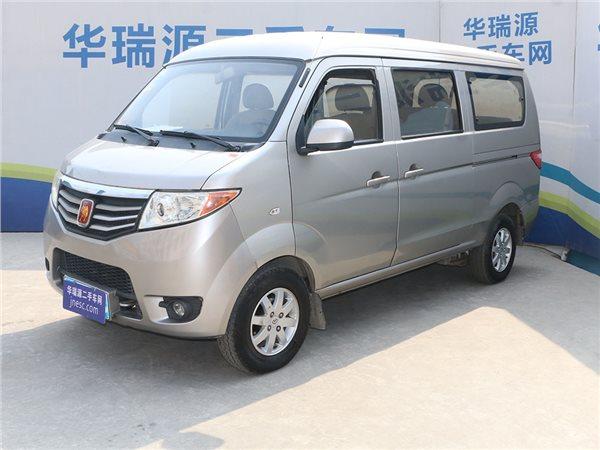 长安商用 金牛星 2012款 1.3L 手动 舒适型 8座