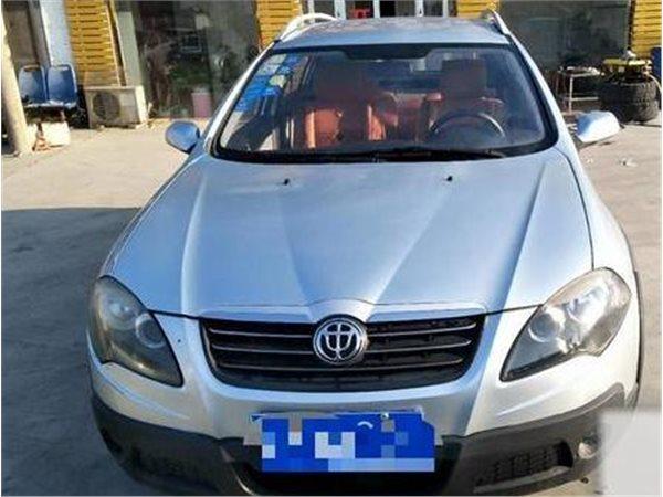 中华骏捷FSV 2011款 1.5L 自动舒适型