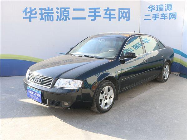 奥迪-奥迪A6-2004款 2.4L 技术领先