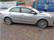 菏泽丰田 卡罗拉 2011款 1.8 GL—i6MT