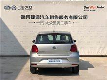 淄博大众 POLO 2014款 1.4L 自动舒适版