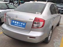 济南铃木-天语SX4-2010款 三厢 1.6L 自动超值型