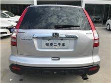 济南本田CRV 2008款 2.0 自动挡两驱都市版