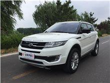 济南陆风X7 2015款 2.0T 全景旗舰版