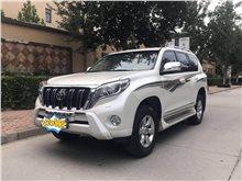 济南丰田 普拉多(进口) 2016款 2700 沙特版