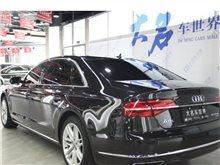 济南奥迪A8L 2016款 A8L 45 TFSI quattro舒适型