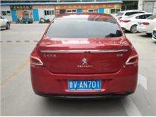 济南标致308 2012款 2.0L 手动风尚型