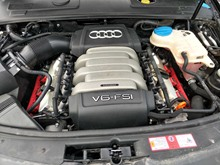 济南奥迪-奥迪A6L-2011款 2.8 FSI CVT舒适型