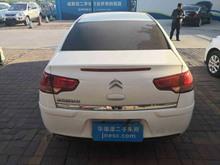 济南雪铁龙-世嘉三厢-2011款 三厢 1.6L 自动舒适型