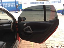 济南smart-smart fortwo-2011款 1.0T 敞篷激情版