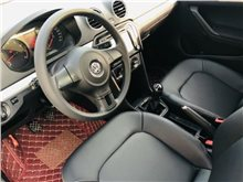 菏泽大众 捷达 2015款 1.6L 手动舒适型