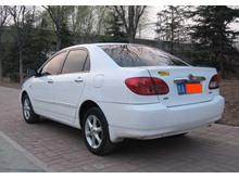 济南丰田 花冠 2007款 1.8 GL-i 手动