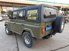 济南北汽制造-战旗-2009款 战旗2024 BJ2024CJD3 (2.2L)