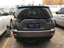 济南三菱-欧蓝德EX(进口)-2009款 2.4 时尚版