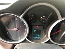 济南雪佛兰 科鲁兹 2015款 掀背 1.6L 自动舒适版