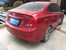 济南现代 瑞纳 2014款 1.4L 手动时尚型GS