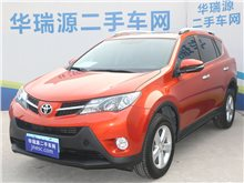 丰田 RAV4荣放 2013款 2.0L CVT四驱新锐版