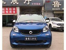 济宁smart Fortwo(进口) 2015款 1.0自动 mhd 舒适畅游型