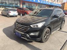 济南现代 全新胜达 2013款 2.4L 自动两驱舒适型