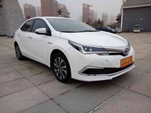 泰安丰田-卡罗拉-2017款 改款双擎 1.8L CVT领先版