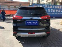 济南吉利-博越-2016款 1.8TD 自动智尊型