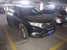 济南丰田 汉兰达 2012款 2.7L 两驱豪华版