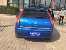 济南雪铁龙 世嘉两厢 2010款 两厢 1.6L 手动尚乐版