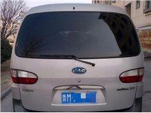 滨州江淮 瑞风  2011款 2.0L一家亲 汽油豪华版HFC4GA3