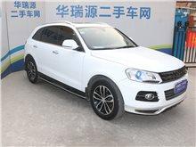 济南众泰 众泰T600  2016款 2.0T 自动豪华型
