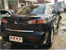 菏泽三菱 翼神 2012款 致尚版 1.8L 手动豪华型
