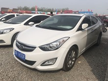 菏泽  现代-朗动-2015款 1.6L 自动 领先型(国Ⅳ)
