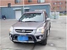 滨州起亚 狮跑 2012款 2.0 GLS MT 四驱版