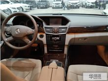 菏泽奔驰E级 2013款 E260L CGI优雅型